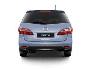 Foto Exteriores-(9) Mazda Mazda5 Monovolumen 2010