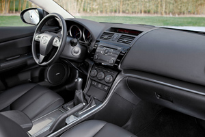 Foto Interiores-(1) Mazda Mazda6 Familiar 2010