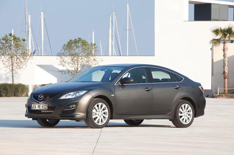 Foto Delantera Mazda Mazda6 Sedan 2010