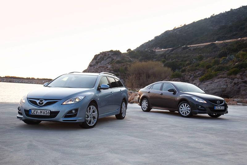 Foto Exteriores Mazda Mazda6 Sedan 2010