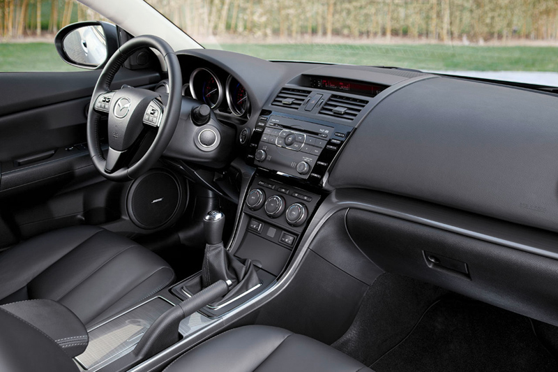 Foto Interiores Mazda Mazda6 Sedan 2010