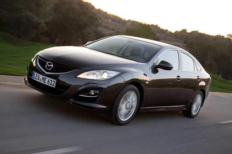 Foto Lateral Mazda Mazda6 Sedan 2010