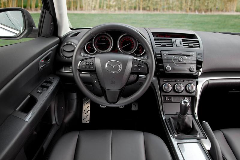 Foto Salpicadero Mazda Mazda6 Sedan 2010