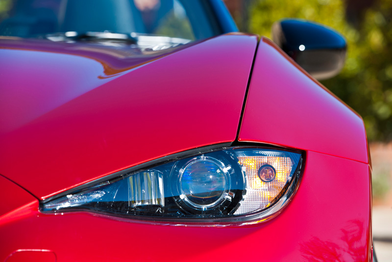 Foto Detalles Mazda Mx 5 Descapotable 2015