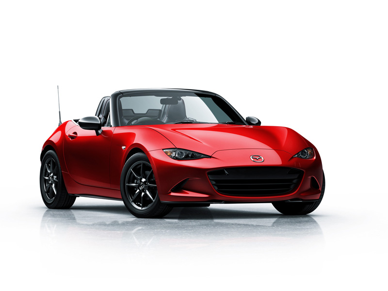 Foto Perfil Mazda Mx 5 Descapotable 2015