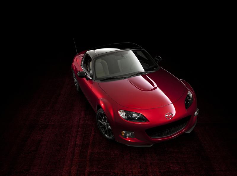 Foto Exterior Mazda Mx 5 25aniversario Descapotable 2014