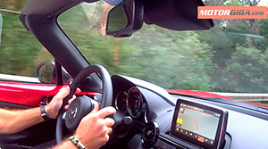Foto Conduccion Mazda Mx-5-prueba Descapotable 2016