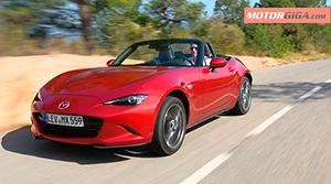 Foto Exteriores (3) Mazda Mx-5-prueba Descapotable 2016