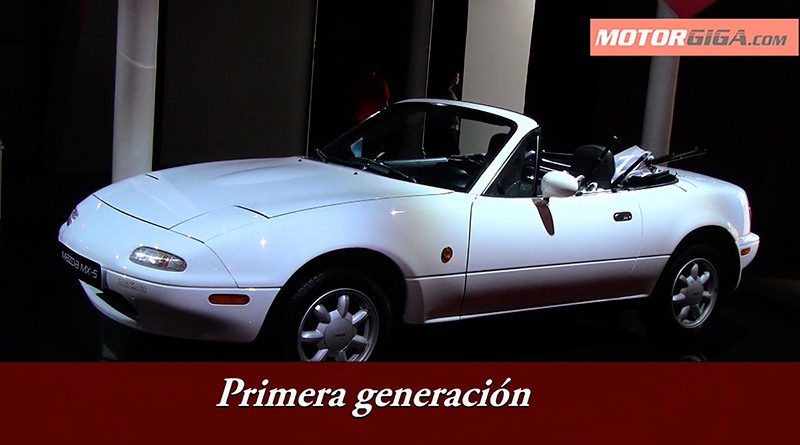 Foto Mazda Mx5 Primera Generacion Mazda Mx 5 Prueba Descapotable 2016