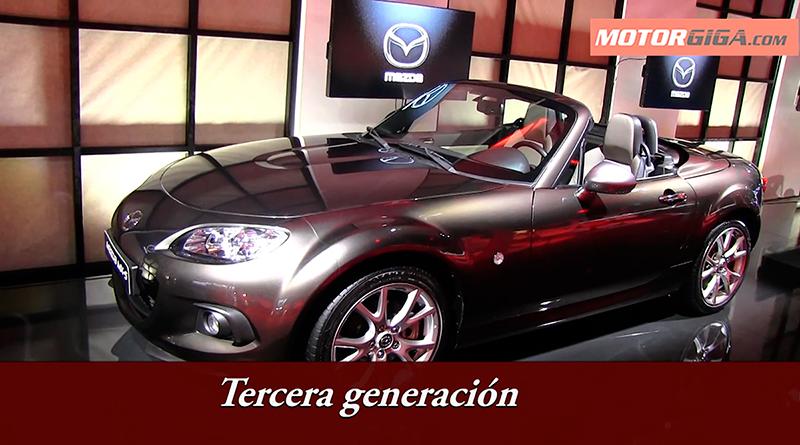 Foto Mazda Mx5 Segunda Generacion Mazda Mx 5 Prueba Descapotable 2016
