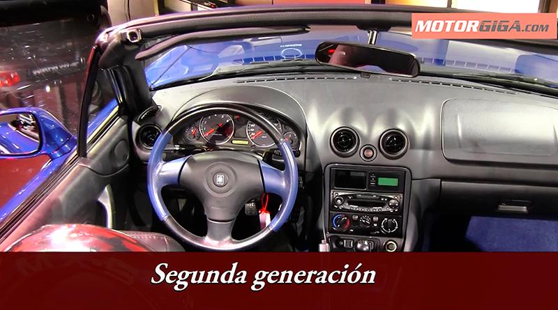Foto Mazda Mx5 Tercera Generacion Mazda Mx 5 Prueba Descapotable 2016
