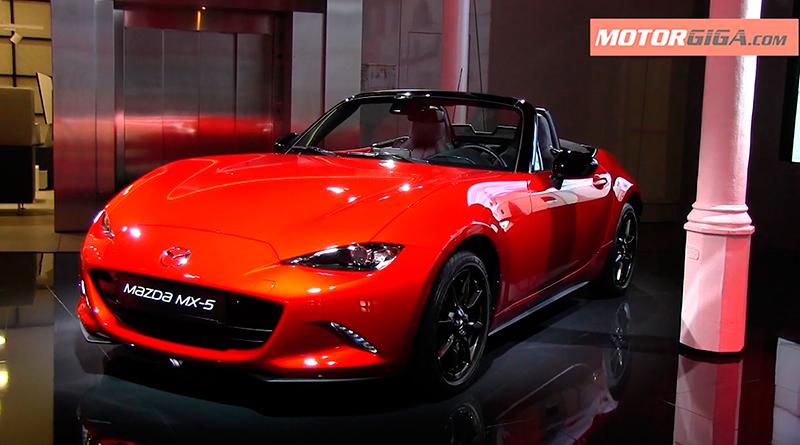 Foto Exteriores Mazda Mx 5 Prueba Descapotable 2016