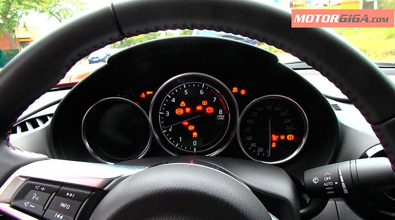 Foto Interiores Mazda Mx 5 Prueba Descapotable 2016