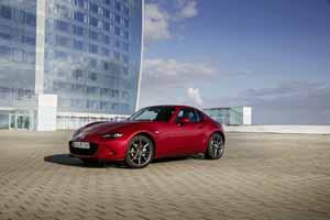 Foto Delantera Mazda Mx-5-rf Descapotable 2016