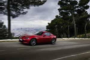 Foto Exteriores (1) Mazda Mx-5-rf Descapotable 2016
