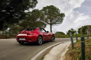 Foto Exteriores (2) Mazda Mx-5-rf Descapotable 2016