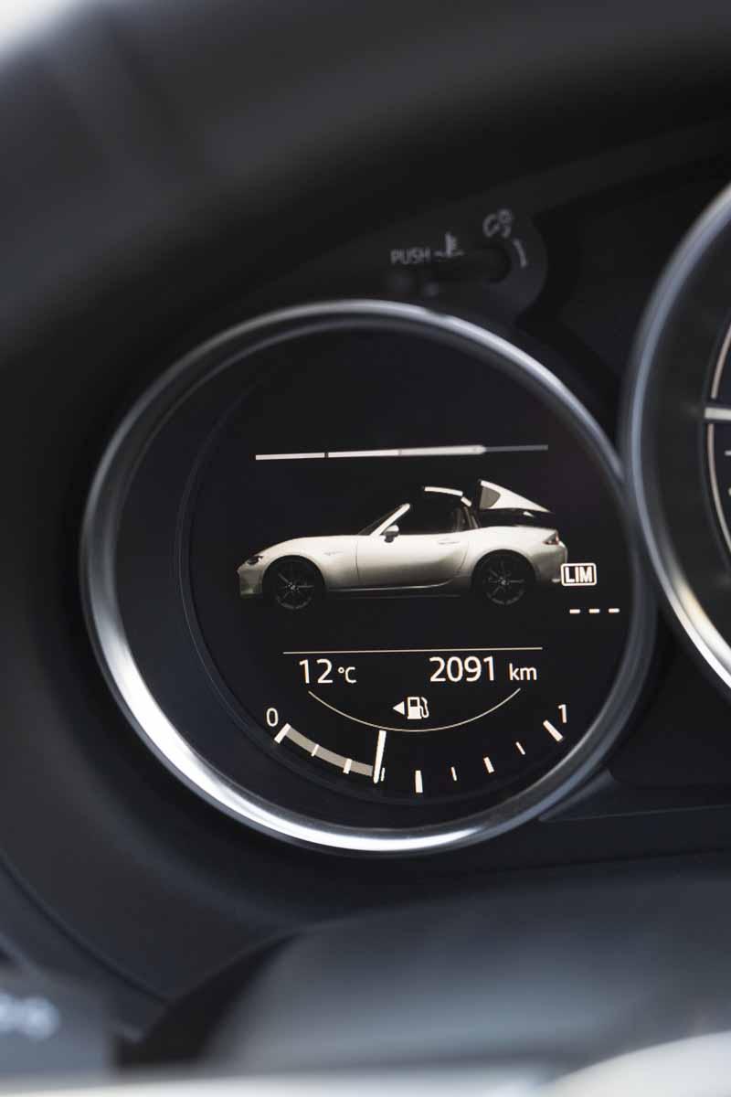 Foto Detalles Mazda Mx 5 Rf Descapotable 2016