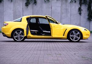 Foto Lateral Mazda Rx 8 Cupe 2006