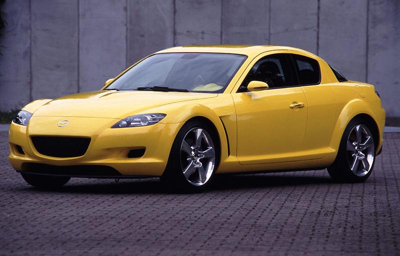 Foto Delantero Mazda Rx 8 Cupe 2006