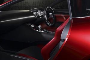 Foto Interiores Mazda Rx-vision-concept Concept 2015