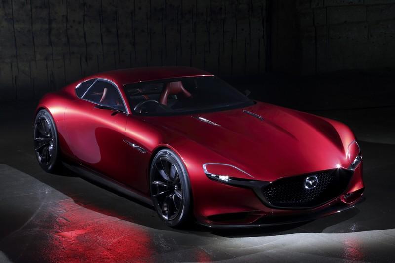 Foto Exteriores Mazda Rx Vision Concept Concept 2015