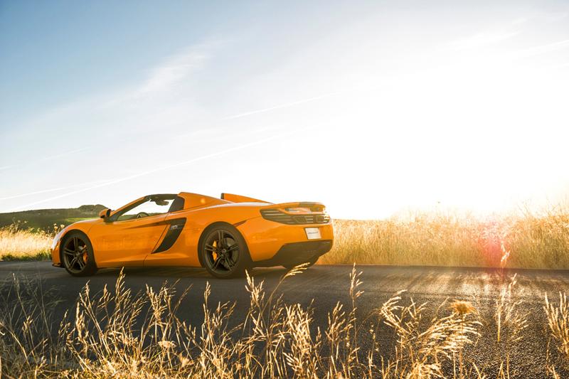 McLaren 12C 50 2013