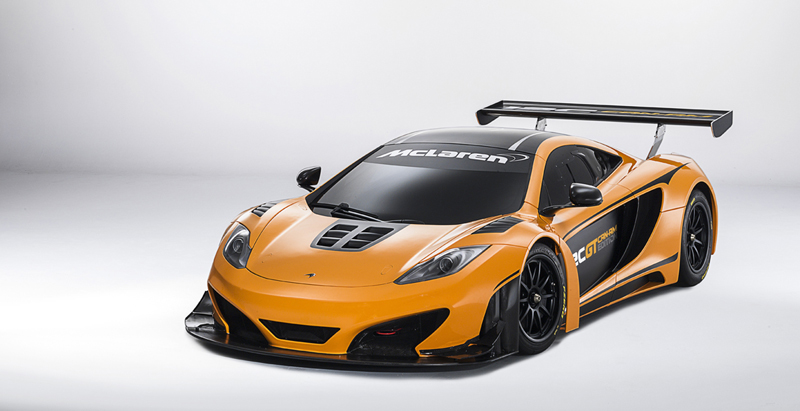 Foto Perfil Mclaren 12c Can Am Edition Cupe 2012