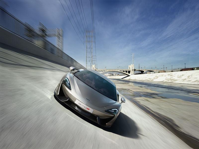 McLaren espera seguir creciendo