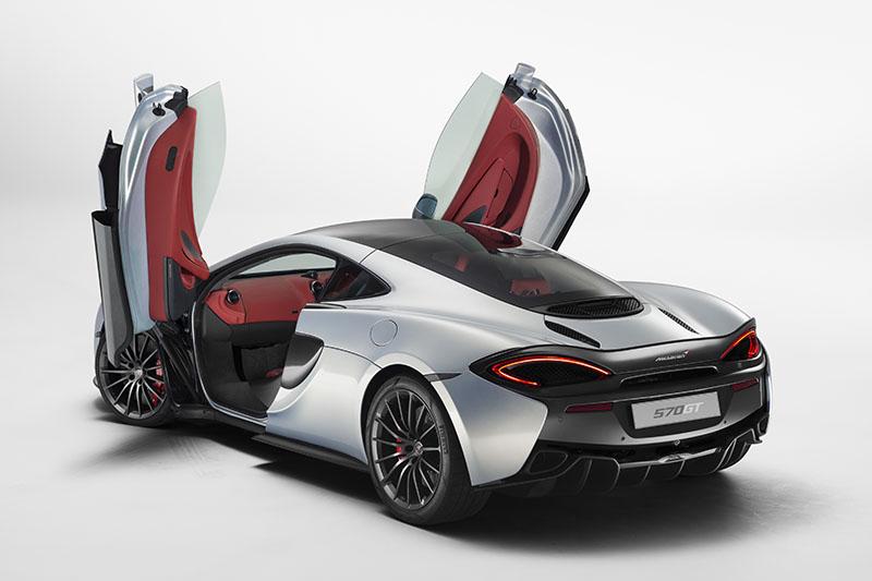 McLaren salón de Ginebra