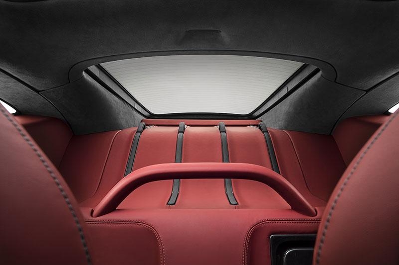 Foto Interiores Mclaren 570gt Coupe 2016