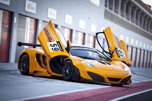 McLaren 12C GT Can-Am Edition 2012