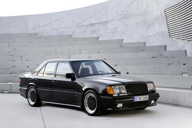 Mercedes Benz Clase E AMG