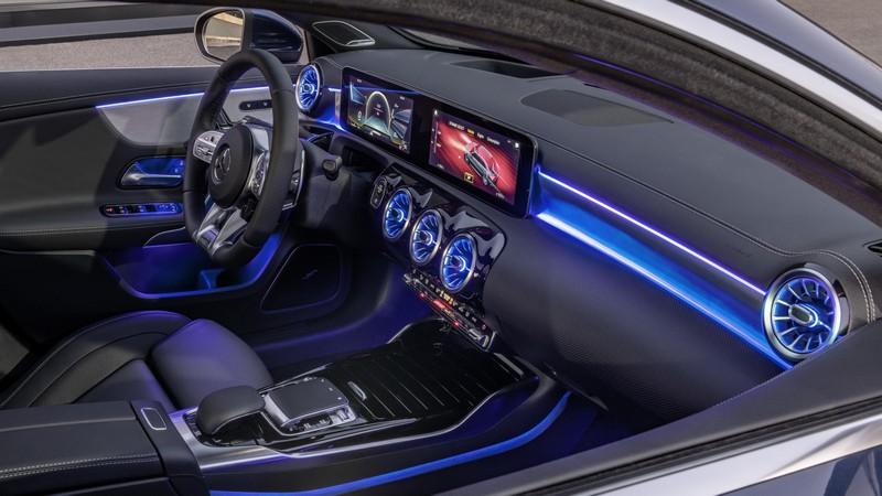 Foto Salpicadero Mercedes A 35 Amg 4 Matic Sedan 2019