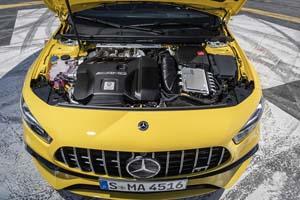 Foto Detalles (8) Mercedes A-45-amg Dos Volumenes 2019