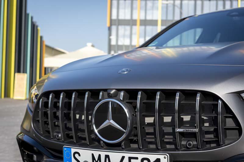 Foto Detalles Mercedes A 45 Amg Dos Volumenes 2019