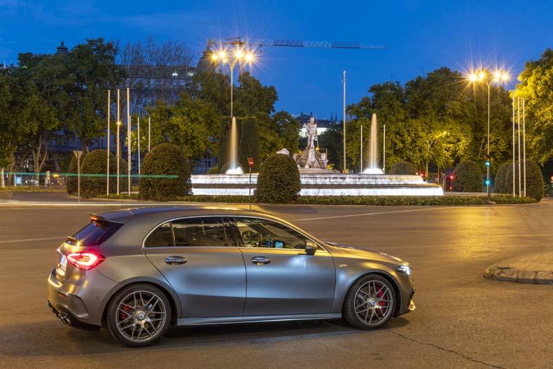 Foto Exteriores Mercedes A 45 Amg Dos Volumenes 2019