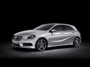 Mercedes Benz Clase A; presentaci�n