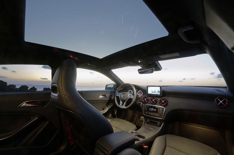 Foto Detalles Mercedes A Class Dos Volumenes 2012