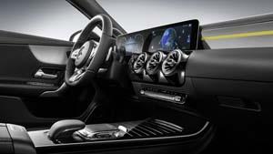 Foto Interiores (3) Mercedes A-class Dos Volumenes 2018