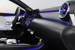 Foto Interiores (4) Mercedes A-class Dos Volumenes 2018