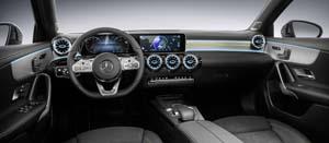 Foto Interiores (5) Mercedes A-class Dos Volumenes 2018