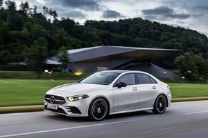 Foto Exteriores (12) Mercedes A-class Sedan 2019