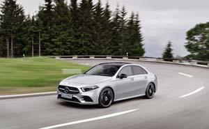 Foto Exteriores (3) Mercedes A-class Sedan 2019