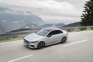 Foto Exteriores (6) Mercedes A-class Sedan 2019