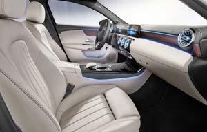 Foto Interiores (2) Mercedes A-class Sedan 2019