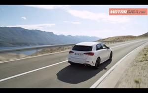 Foto Exteriores 1 Mercedes A-class-prueba Dos Volumenes 2018