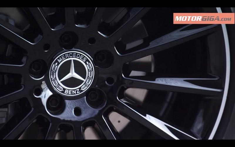 Foto Detalles Mercedes A Class Prueba Dos Volumenes 2018