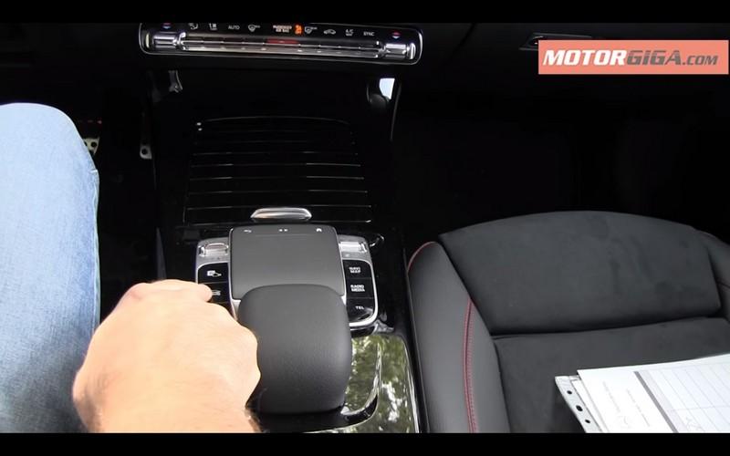 Foto Interiores Mercedes A Class Prueba Dos Volumenes 2018