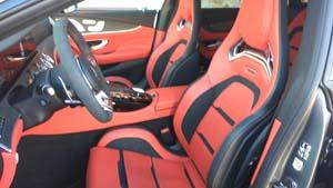 Foto Interiores (1) Mercedes Amg-gt-4p Dos Volumenes 2019