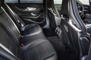 Foto Interiores (12) Mercedes Amg-gt-4p Dos Volumenes 2019